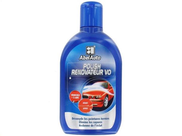 ABEL Auto Polish Rinnovatore VO Rinnova e Brilla Tutte Vernici Spente Anziane Rugose Flacone 500ml - PZ