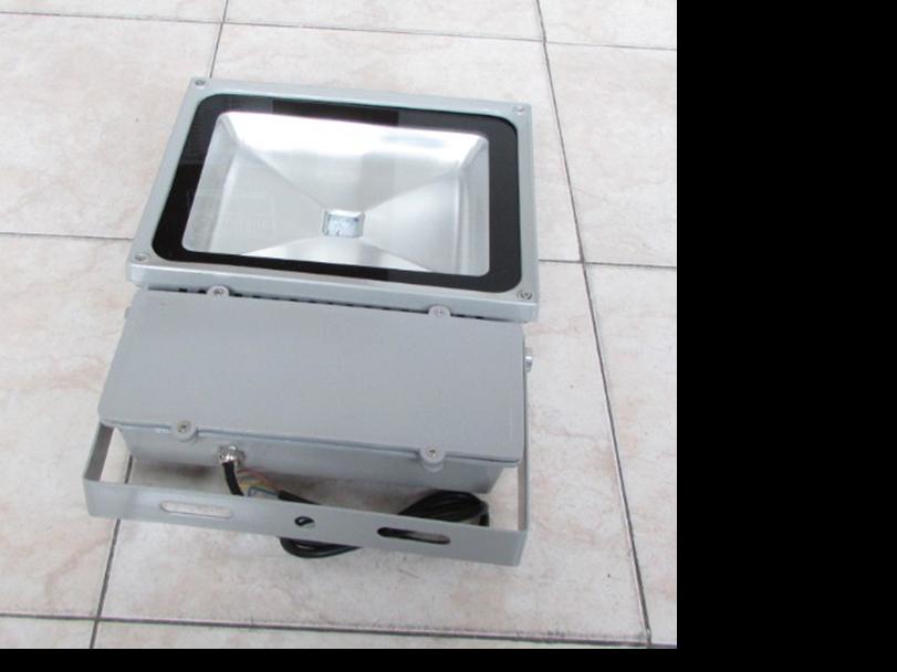 Carcassa Dissipatore A Ferro Per Flood Light Led Proiettore Massimo Fino a 70W - PZ