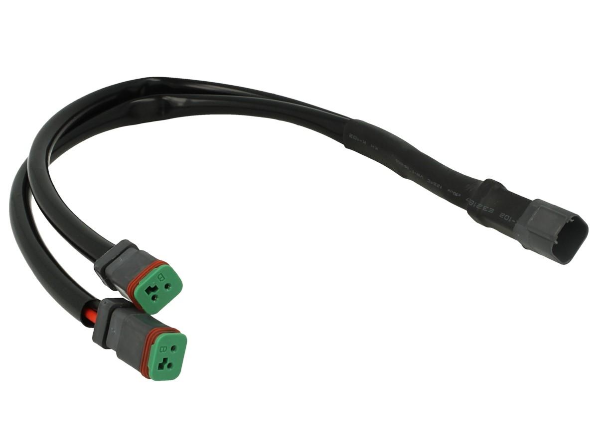 DT Splitter Connector Sdoppiatore Per Connettori DT - PZ