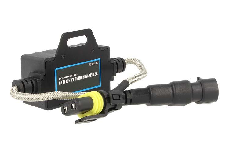 Filtro Resistenza Per Kit Led Headlight HB3 9005 HB4 9006 H10 HIR2 40W 12V - PZ