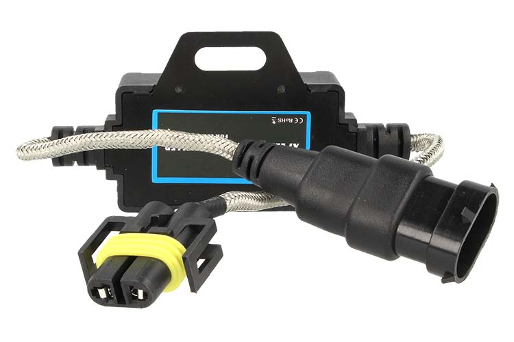 Filtro Resistenza Per Kit Led Headlight H8 H9 H11 40W 12V Canbus No Errore - PZ