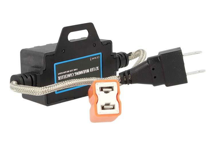 Filtro Resistenza Per Kit Led Headlight H7 H1 H3 Canbus No Errore 12V 40W - PZ