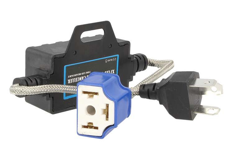 Filtro Resistenza Per Kit Led Headlight H4 40W 12V Biluce Bi-Led Canbus No Errore - PZ