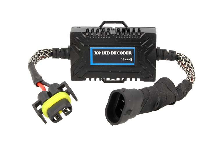 Led Digital Warning Canceller H8 H9 H11 20W 12V Filtro Resistenza - PZ