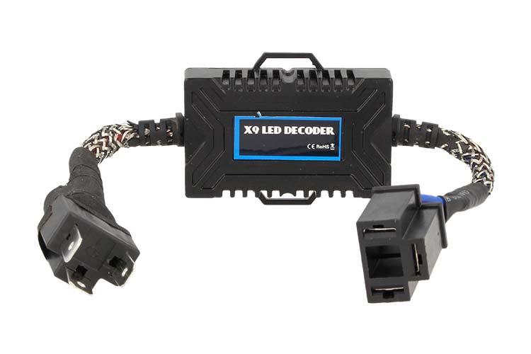 Led Digital Warning Canceller H4 20W 12V Filtro Resistenza Canbus - PZ
