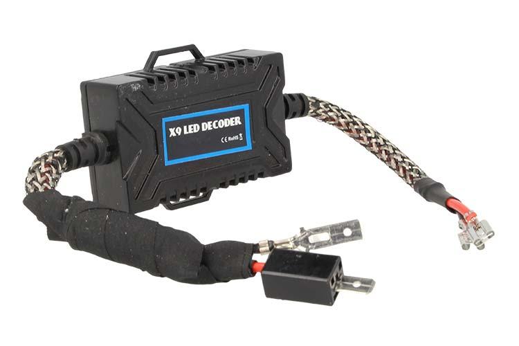 Led Digital Warning Canceller H1 H3 20W 12V Filtro Resistenza No Errore - PZ