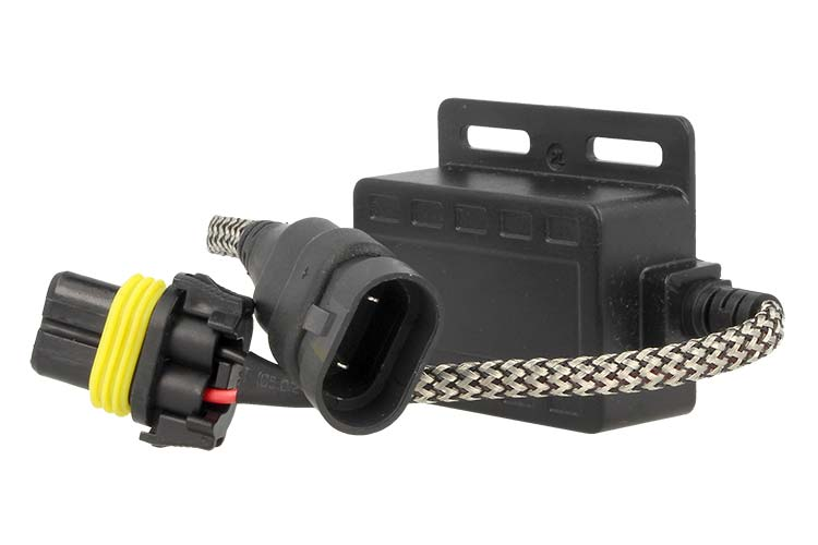 Filtro Condensatore Per Kit Led Headlight 9005 9006 H10 HIR2 Canbus No Errore 12V Digital PC + IC + Capacitor - PZ