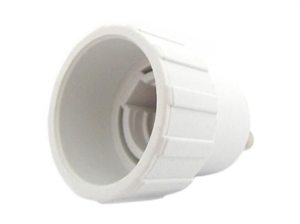 2 PZ Convertitore Adattatore Portalampada Per Lampada Attacco Da GU10 a E14 - BUSTA