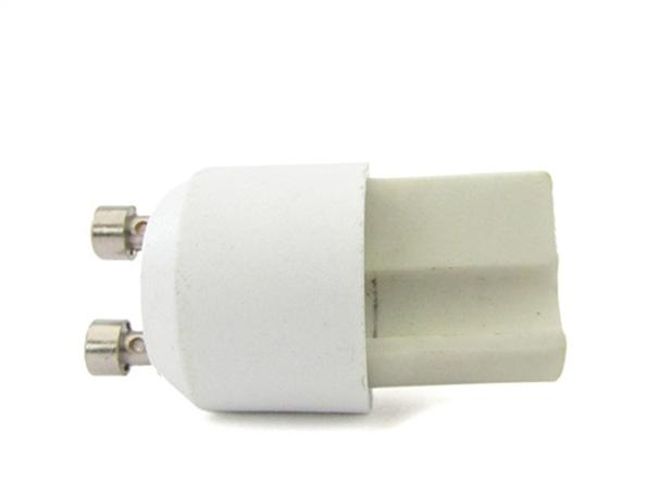 2 PZ Convertitore Adattatore Portalampada Per Lampada Attacco Da GU10 a G9 - BUSTA
