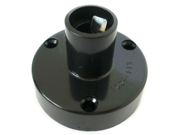 2 PZ Portalampade Adattatori Lampada Attacco E14 Per Fare Test Resistenza e Durata - BUSTA