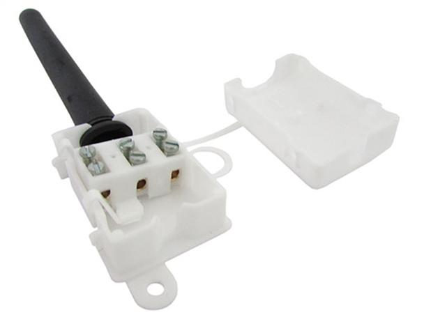 Mammut Elettrico Morsetto Connettore MPM BMA2315 Per Cavo Fili Elettrici 3X1,5mm Piatto Con Manicotto - PZ