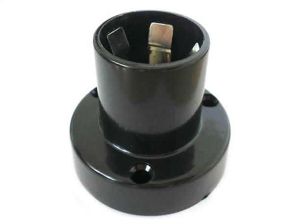 2 PZ Portalampade Adattatori Lampada Attacco E27 Per Fare Test Resistenza e Durata - BUSTA