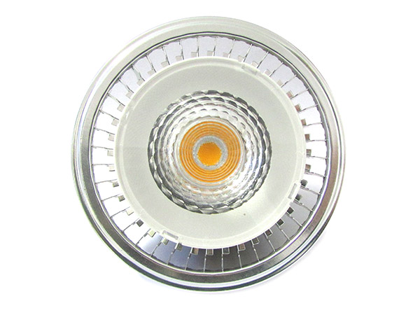 Lampada Faretto Led AR111 G53 12V 15W Bianco Caldo - PZ