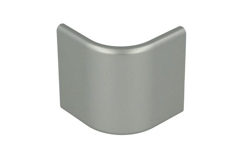 Connettore Angolare Curva Per Angolo Esterno Del Parete Muro Del Profilato Alluminio BA4420 - PZ