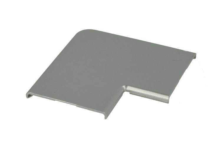 Connettore Forma L 90 Gradi Per Profilato Alluminio DIY Per Muro Parete BA4420 - PZ