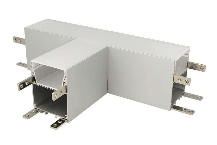 Connettore Forma T Per Profilo Alluminio BA5570 - PZ