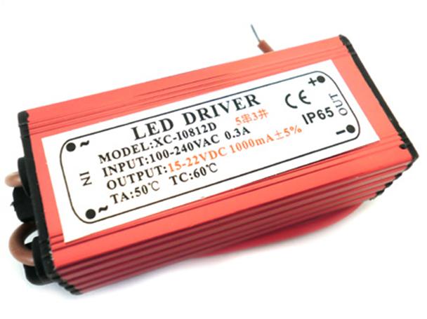 Led Driver CC 1000mA 15V-22VDC 15W Corrente Costante IP67 - PZ