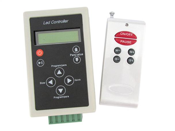 Centralina SPI Magic Color Controller Per Bobina Led RGB Magico HC100 IC WS2801 WS2811 LPD8806 LPD6803 TM1803 UCS1903 TM1812 TM1809 TM1829 TLS3001 TLS3008 P9813 - KIT