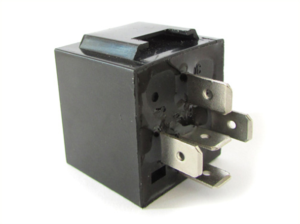 Relay 5 Pin Rele Auto 12V DC 40A - PZ