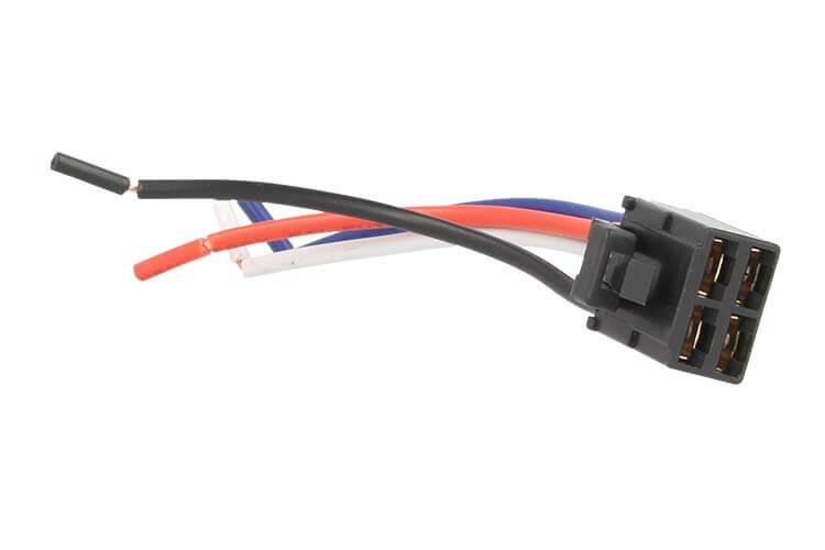 Adattatore Porta Relay Presa 4 Pin Rele C Auto 12V DC 40A Per CL1260 - PZ