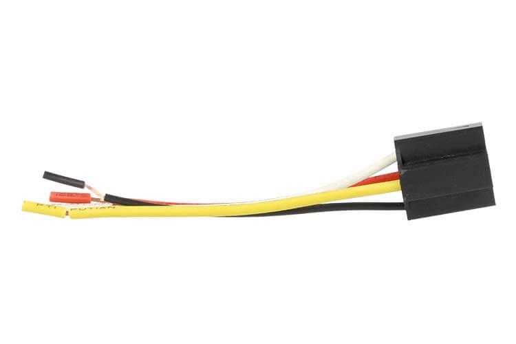 Adattatore Porta Relay Presa 4 Pin Rele Auto 12V DC 40A Per CL1264 - PZ
