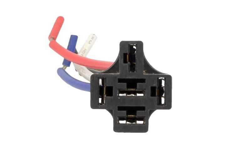 Adattatore Porta Relay Presa 5 Pin Rele Auto 12V DC 40A Per CL1265 - PZ
