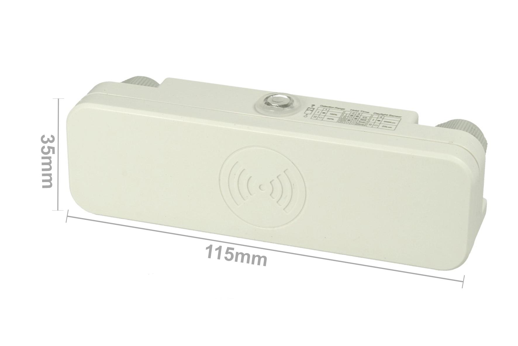 Sensore Microonde Microwave Sensor IP65 220V Max 200W SKU-5571 - KIT