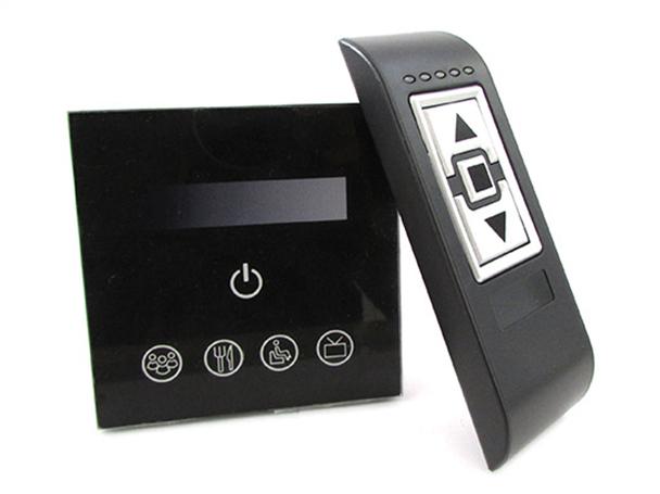 Led Dimmer Segnale 0-10V Touch Pannello 220V 200W Con Telecomando Wireless TM016 - KIT