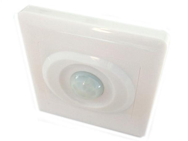 Sensore Di Movimento Per Luci Led Rilevatore Di Presenza Per Led 12V 96W - KIT