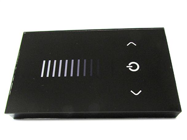 Varialuce Led Triac Dimmer SCR 220V 200W Pannello Touch Da Incasso A Muro Standard Italiano Per Luci Led TM11U - KIT