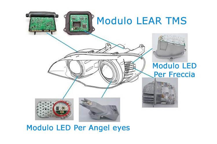 Modulo 16147276073 Centralina Di Controllo Pompa Del Carburante BMW F01 F02  F04 F07 F10 F12 F13 F25 X3 Serie 5 6 7 EKP Fuel Pump Controller Module