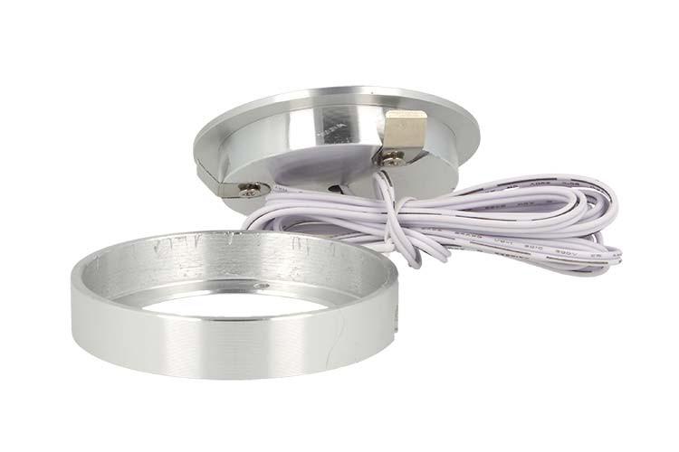 Plafoniera Camper 12v : Mini plafoniera luce led slim w v bianco neutro per camper