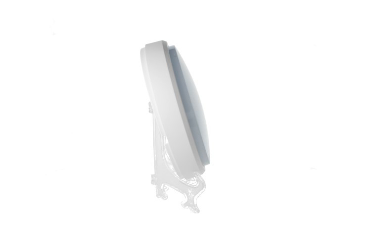 Plafoniere Da Condominio : Ledlux plafoniera led applique da parete soffitto rotondo
