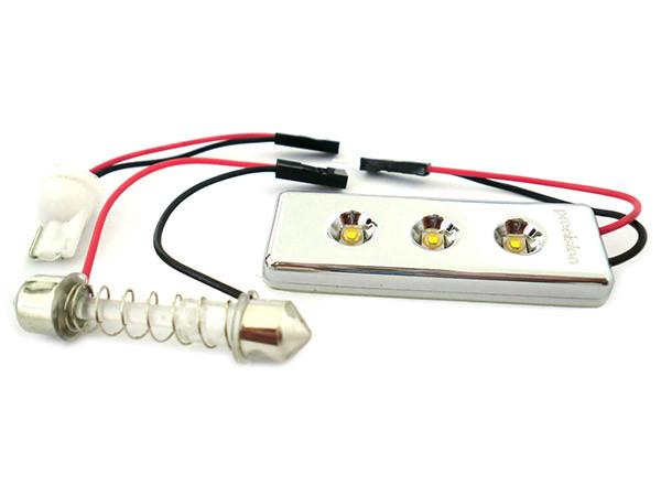 Plafoniere Osram : Pannello led per luci plafoniera abitacolo cortesia auto 3 smd pcb