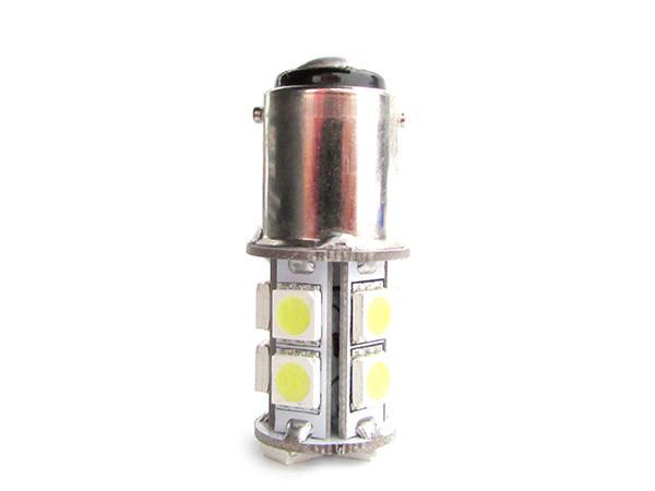Ledlux lampada led tubolare miniaturizzata ba15d 220v 2w for Lampada tubolare led