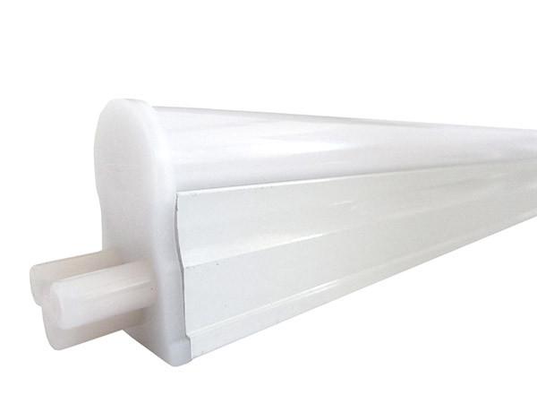 Plafoniera Tubo Led : Plafoniera tubo led t cm w v bianco caldo k