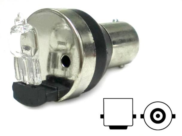 Carall lampada retromarcia avvisatore acustico ba15s 24v for La lampada srl