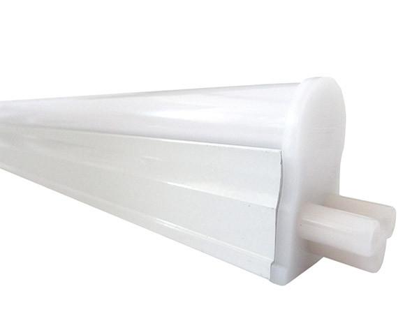 Plafoniera Tubo Led : Ledlux plafoniera tubo led t cm w v bianco caldo k