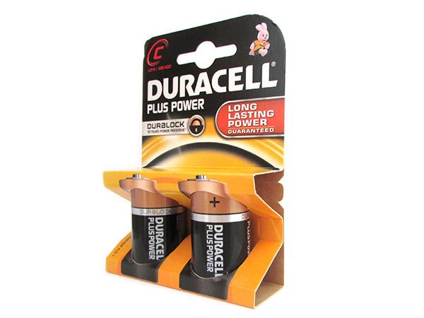 a2zworld batterie batterie duracell alkali lr14 mn1400. Black Bedroom Furniture Sets. Home Design Ideas