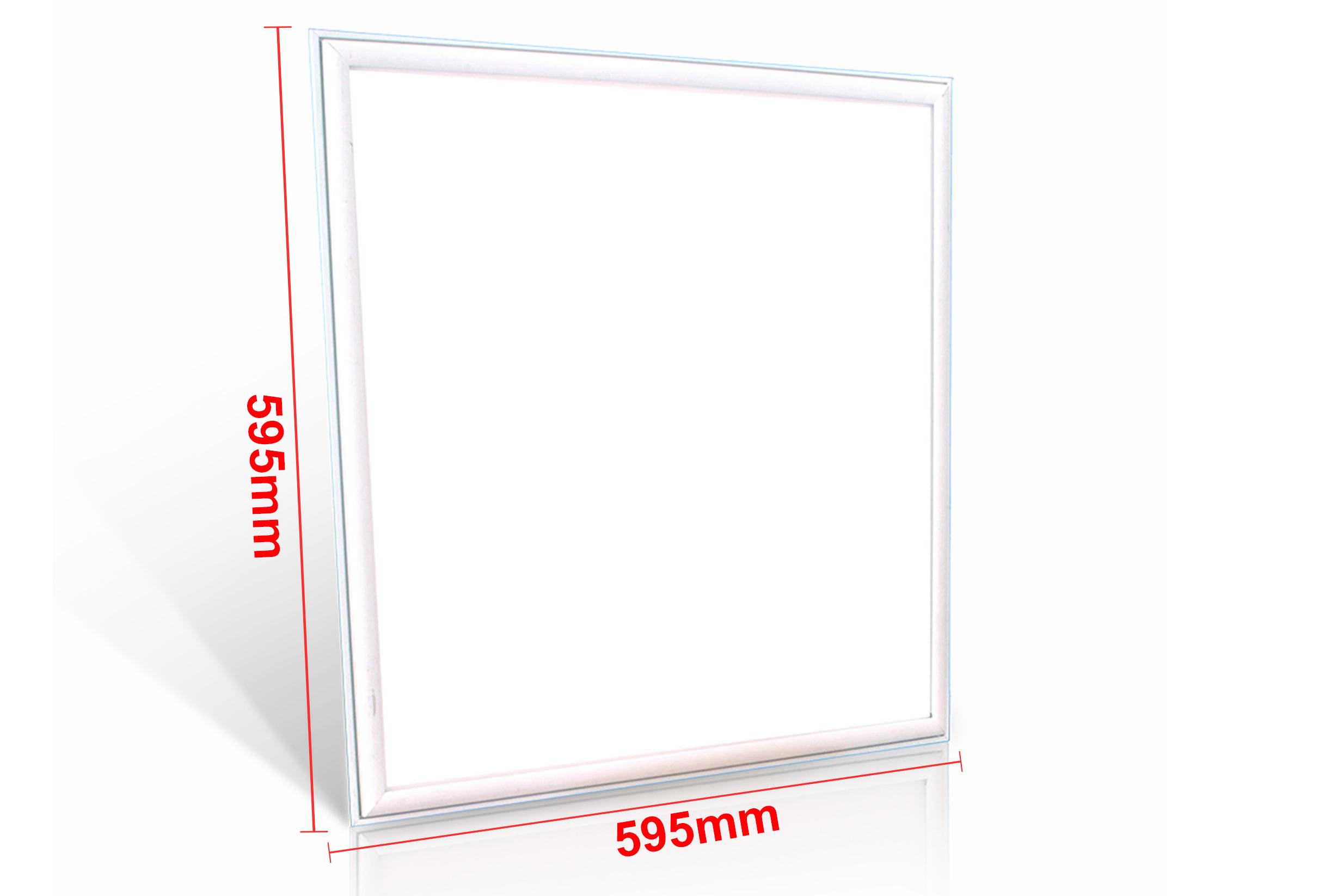Pannello Led Da Incasso 595X595mm 45W Bianco Caldo UGR 19 Per Ufficio Enti Pubblici SKU-62206 - PZ