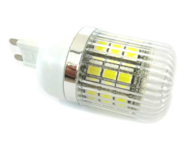Lampada LED G9 27 SMD 5050 220V Bianco Freddo Basso Consumo Lampadario Casa - PZ