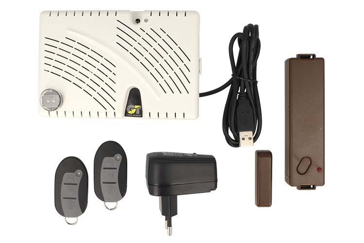 Antifurto GT Casa Alarm GT13.9 Sistema di Allarme Wireless - KIT