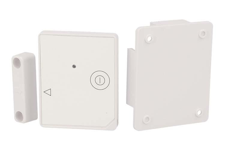 Sensore Contatto Magnetico VIA RADIO senza fili per Portellone Gavone - KIT