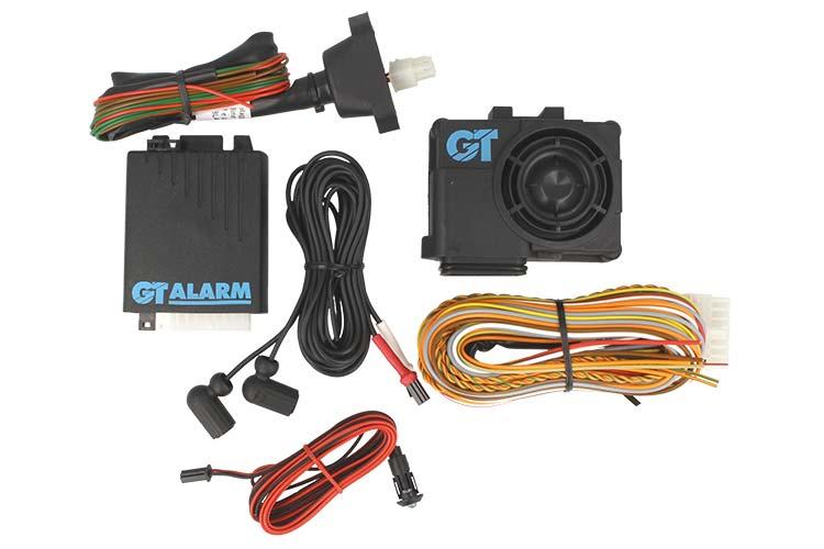 Antifurto GT Auto Alarm CAN BUS GT904CB Con Ultrasuoni Sirena - KIT