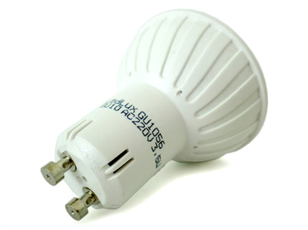 Faretto Lampada LED GU10 3,5W = 30W 220V Bianco Caldo 36 SMD 2835 - PZ
