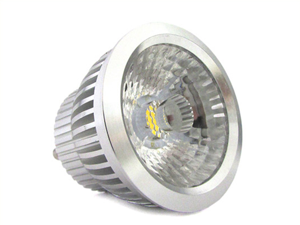 Lampada Led GU10 Dimmerabile Triac Dimmer COB 5W Bianco Freddo 220V Driverless - PZ