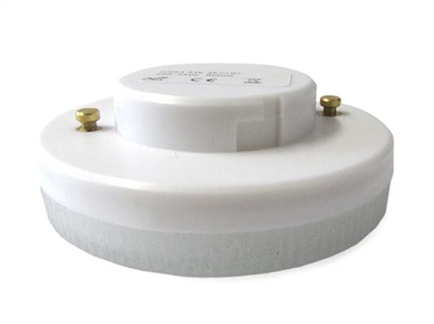 Lampada Led GX53 5W=50W Bianco Caldo 3000K 36 Smd 2835 220V SKU-222 - PZ