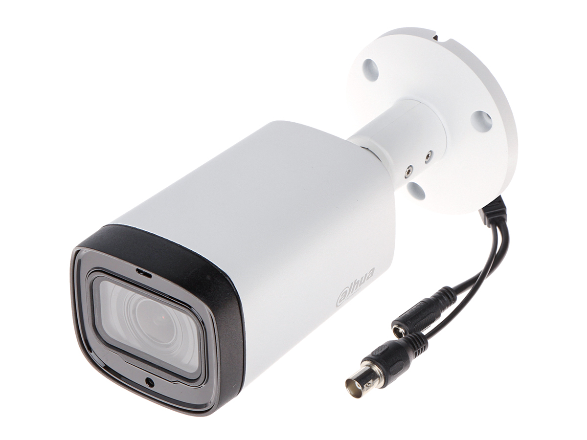 Telecamera Analogica Bullet 1080P 2MP Ottica Varifocale Motorizzato 2.7-12mm IP6