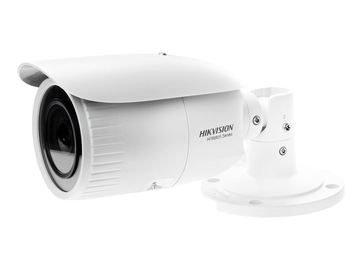 Telecamera IP Bullet 1440P 4MP Ottica Varifocale Motorizzato 2.8-12mm H.265+ PoE