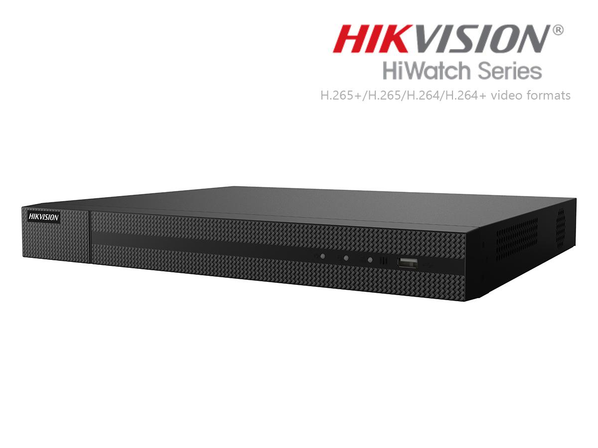 Videoregistratore NVR 16 Canali 4K HD 16CH@8Mpx H.265+ 80Mbps P2P ONVIF 2 SATA I